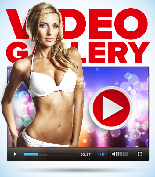 Video Gallery at Cheerleaders Club