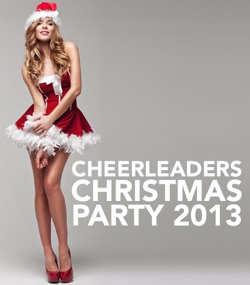 Xmas Party 2013 at Cheerleaders Club