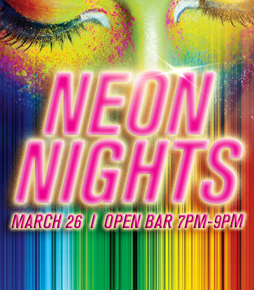 Neon Nights - 2015 at Cheerleaders Club