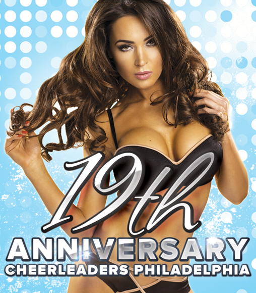 19th Anniversary Party at Cheerleaders Club