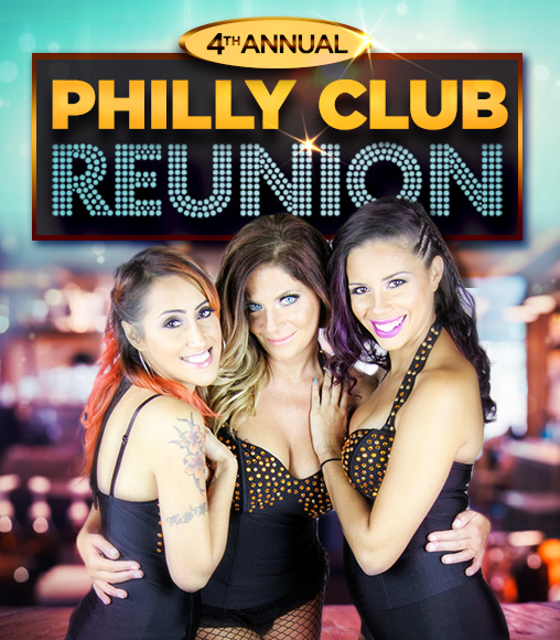 Philly Club Reunion (4th Annual) at Cheerleaders Club