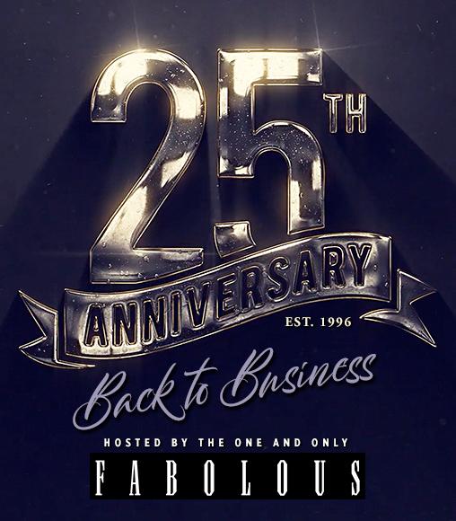 25th Anniversary 2021 at Cheerleaders Club