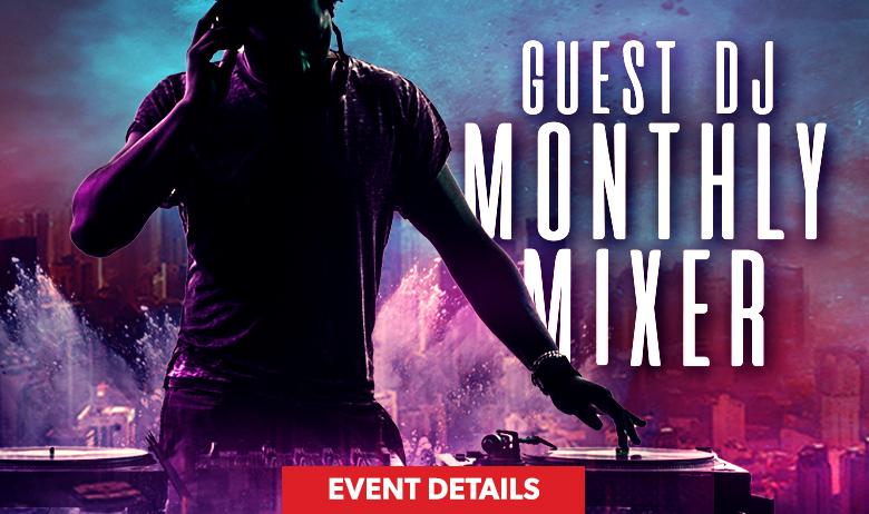 DJ Monthly Mixer (HPB)