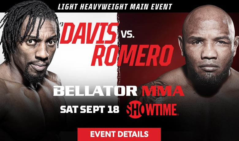 Davis vs Romero (HPB)