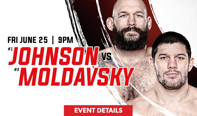 Johnson vs Moldavsky (HPB)