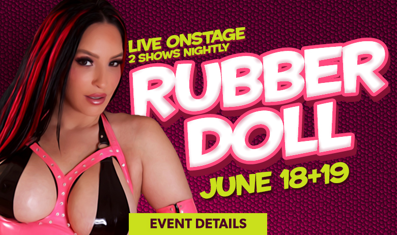 Rubber Doll (HPB)