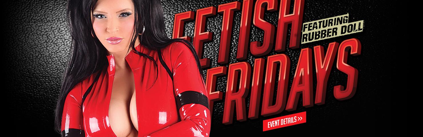 Fetish Fridays (HPB)