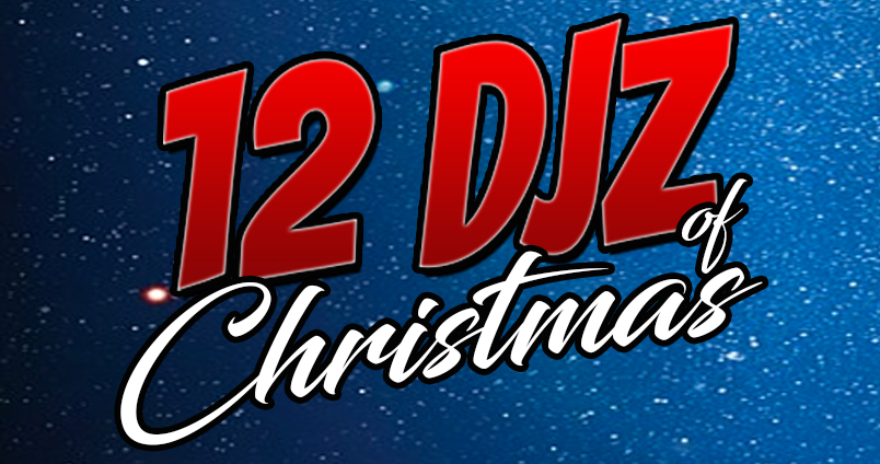 12 DJz of Xmas at Cheerleaders Club