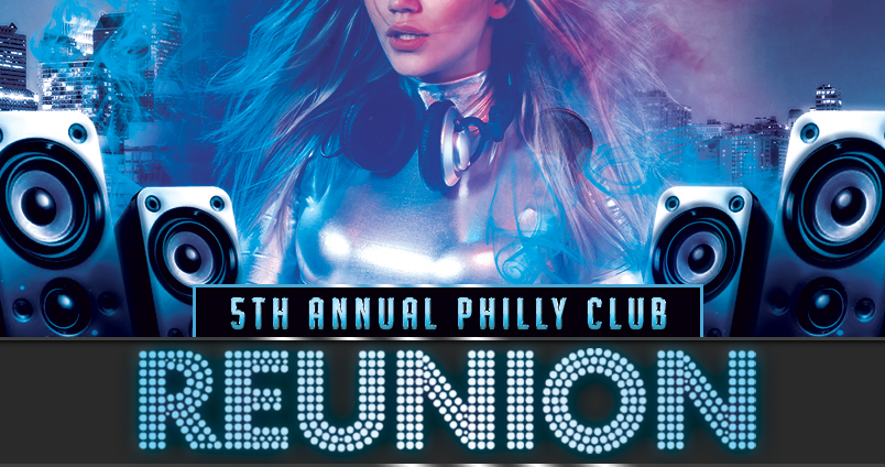 Philly Club Reunion at Cheerleaders Club