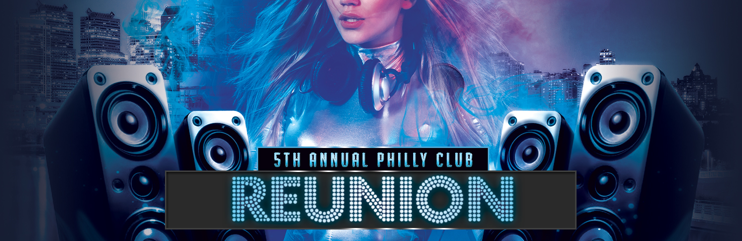 Philly Club Reunion at Cheerleaders New Jersey
