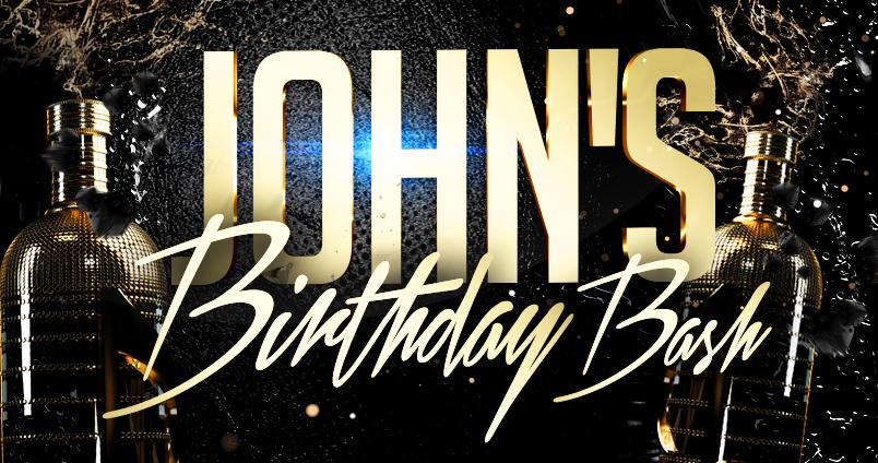 John's Birthday at Cheerleaders Club