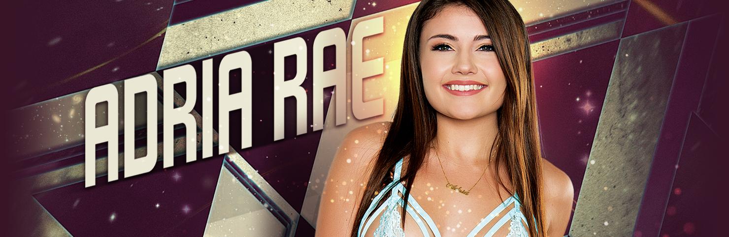 Adria Rae at Cheerleaders New Jersey