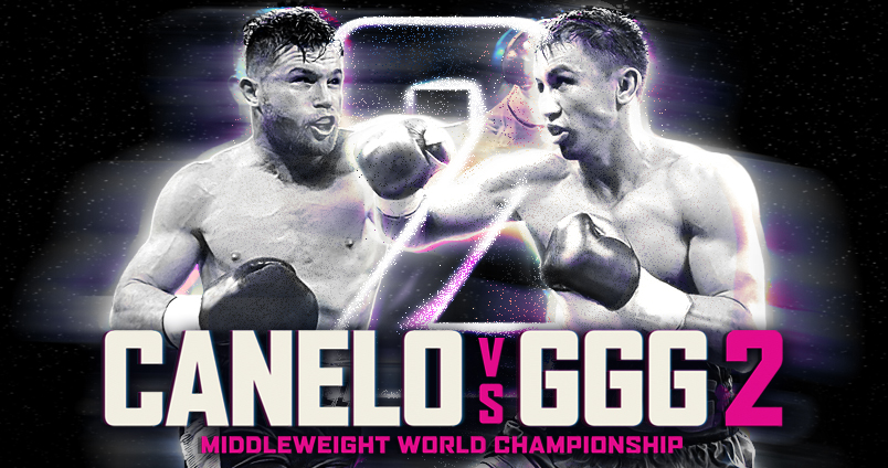 Canelo vs GGG 2 at Cheerleaders Club