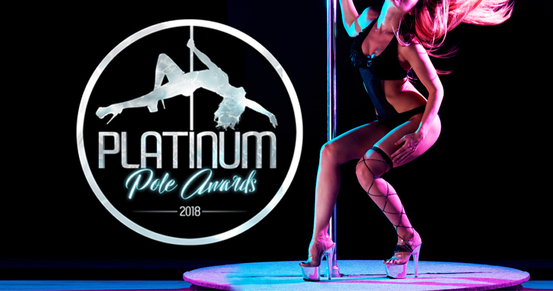 Platinum Pole Awards at Cheerleaders Club