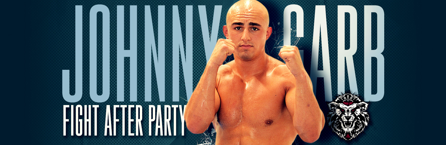 Johnny Garb Fight After Party at Cheerleaders New Jersey