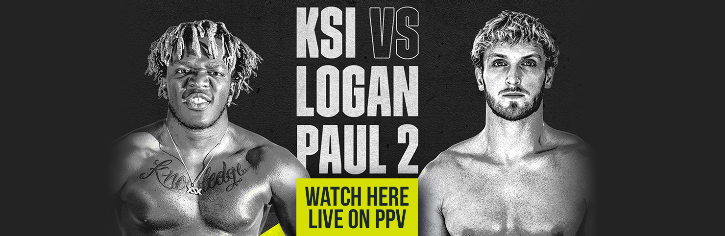 KSI vs Paul 2 at Cheerleaders New Jersey