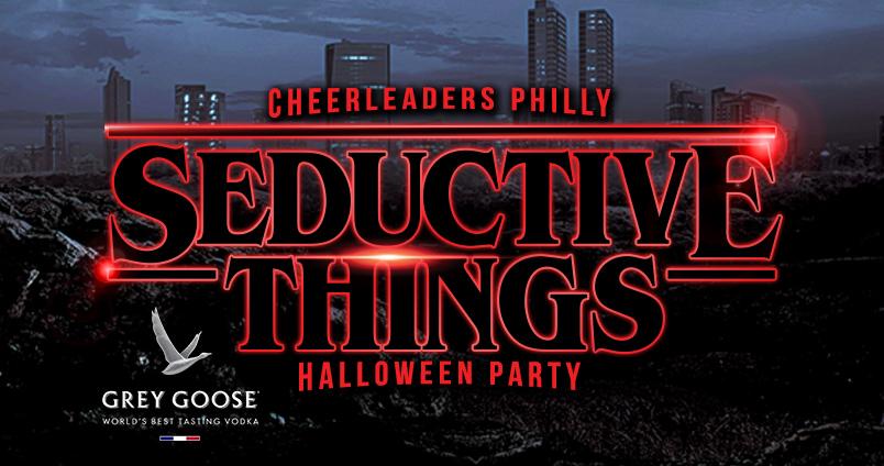Seductive Things at Cheerleaders Club