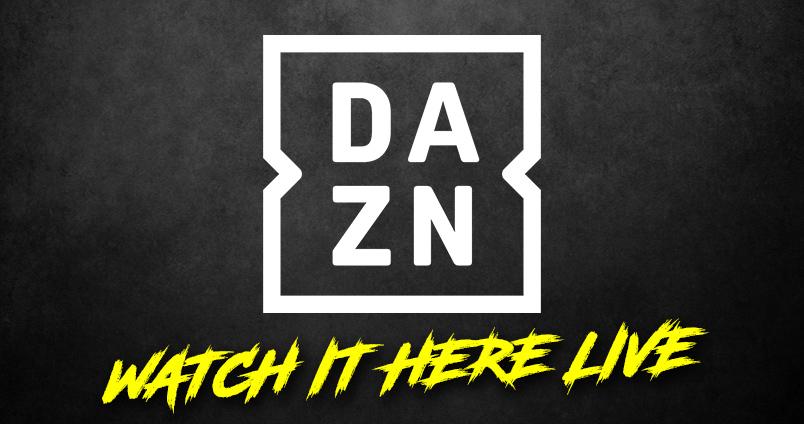 DAZN BOXING - OCT 30 at Cheerleaders Club