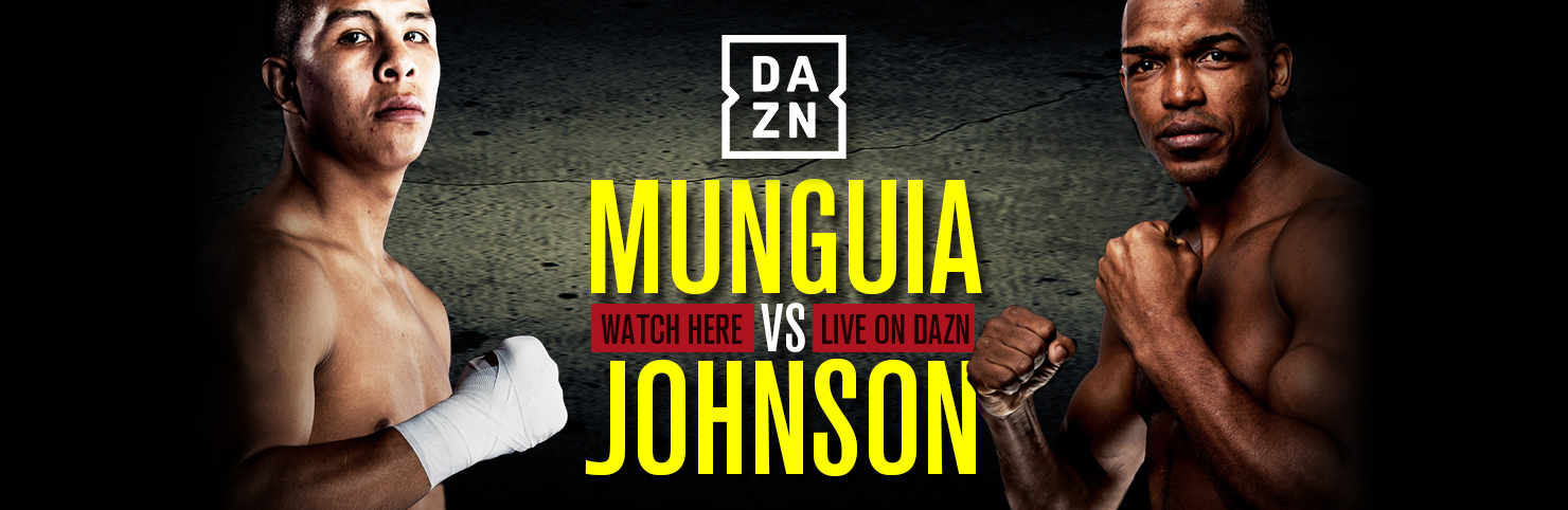 DAZN BOXING - OCT 30 at Cheerleaders New Jersey