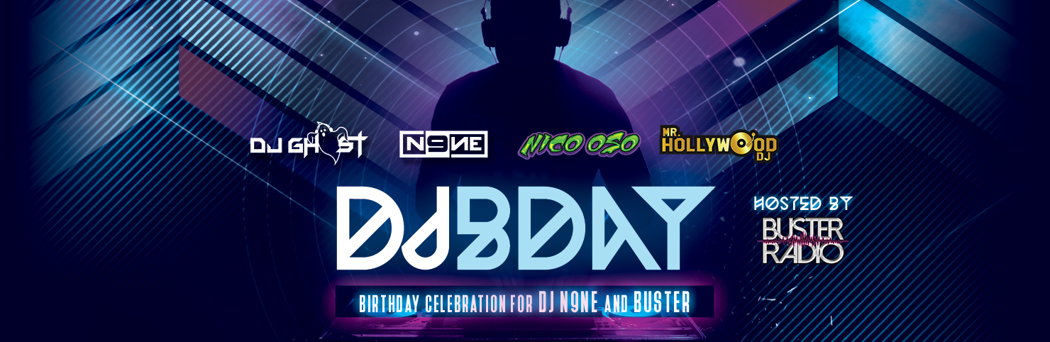 DJ Birthday Event at Cheerleaders New Jersey