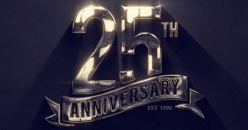 25th Anniversary at Cheerleaders Club