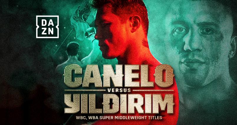 Canelo vs Yildirim at Cheerleaders Club