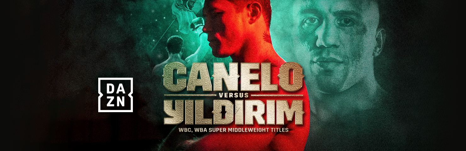 Canelo vs Yildirim at Cheerleaders New Jersey