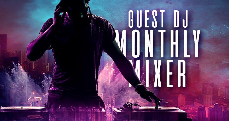 DJ Monthly Mixer at Cheerleaders Club