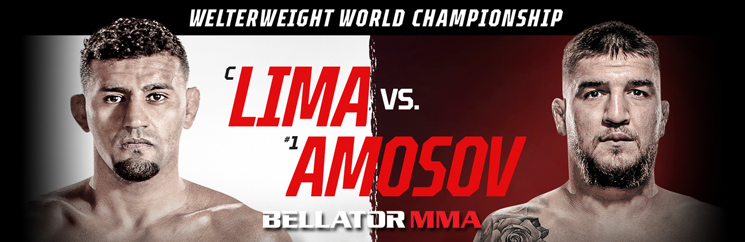 Lima vs Amosov at Cheerleaders New Jersey