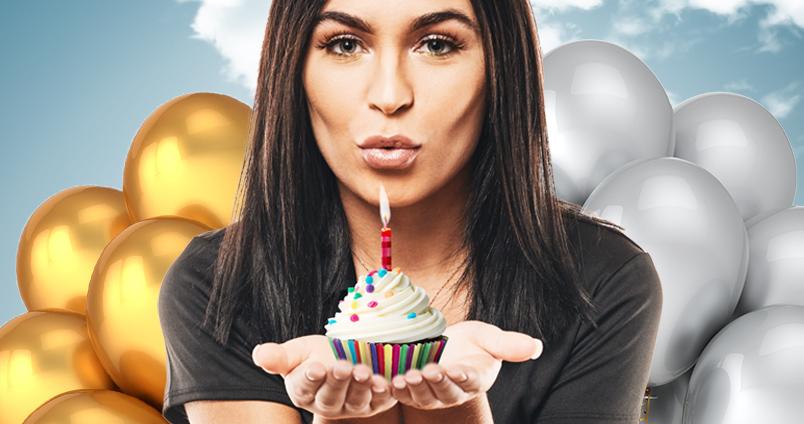 Celebrate Your Birthday! at Cheerleaders Club