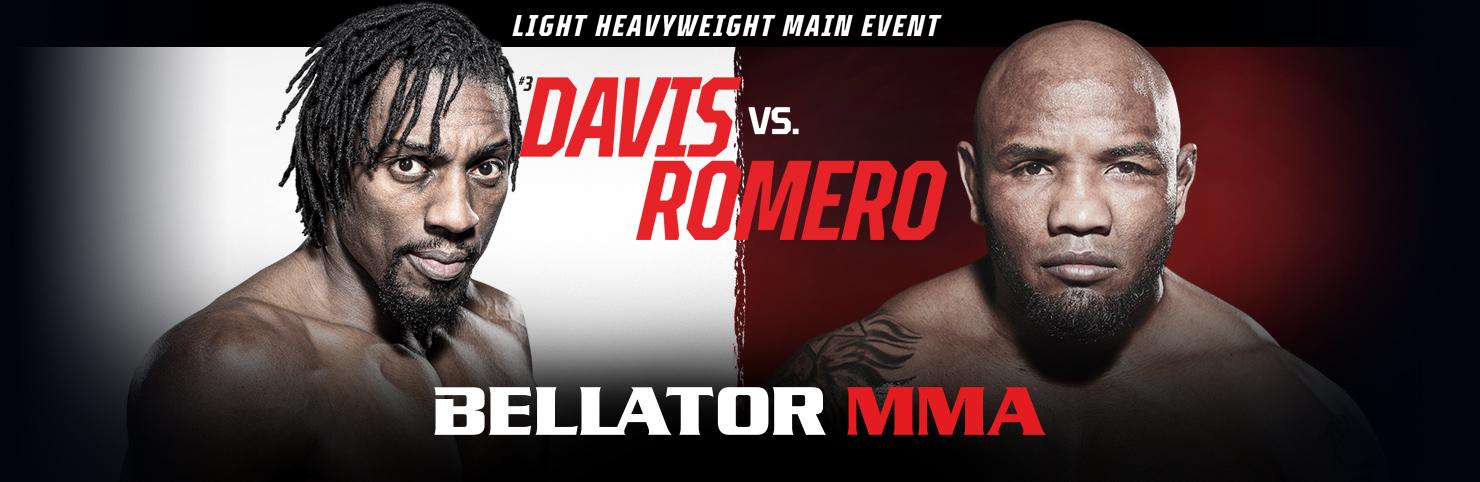 Davis vs Romero at Cheerleaders New Jersey