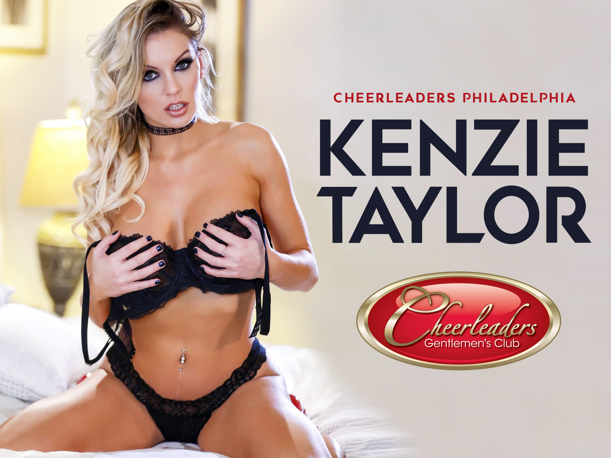 Kenzie Taylor Cheerleaders Philadelphia