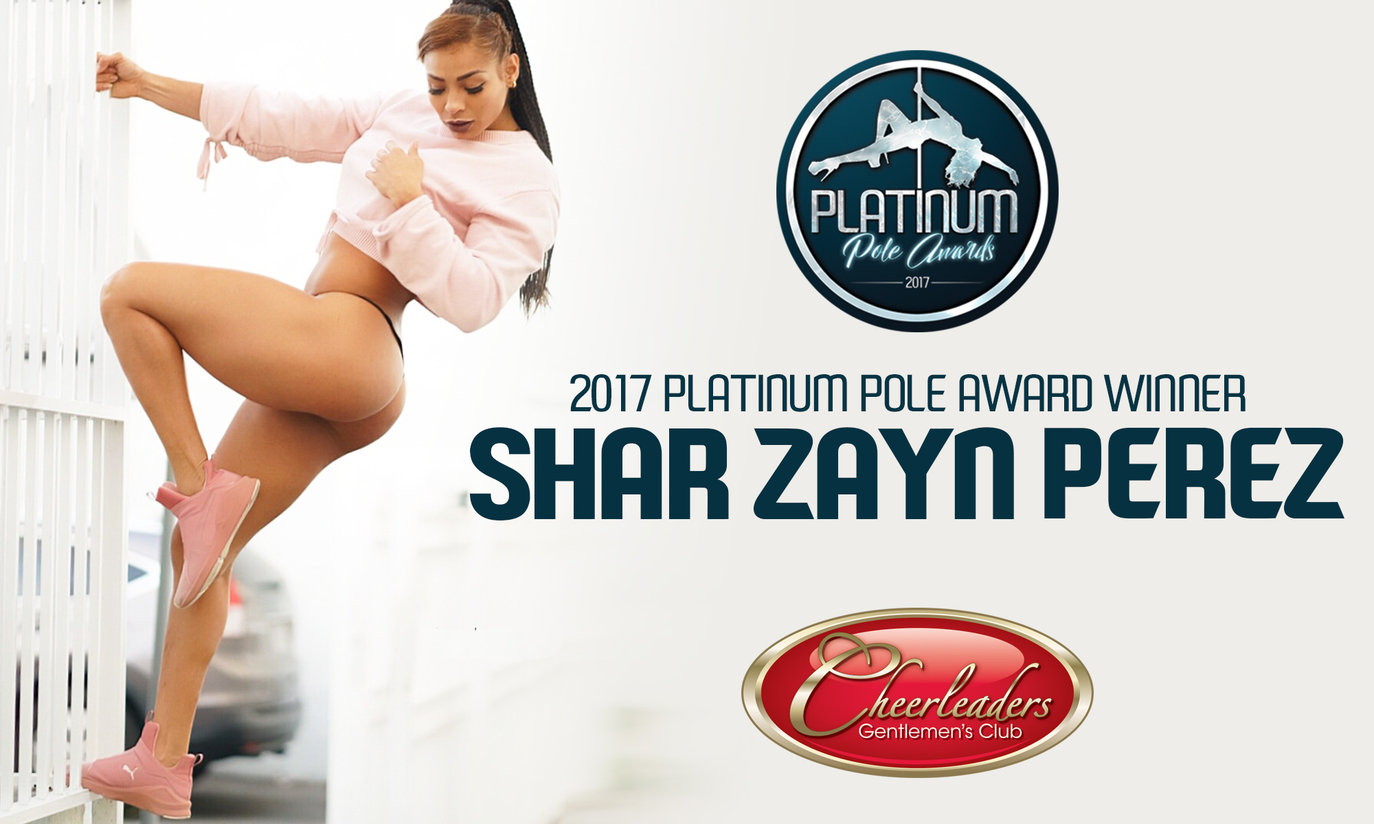Shar Zayn Perez - Cheerleaders Philadelphia